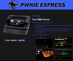 RBL - Presenting the PWN Phone - Laboratory B